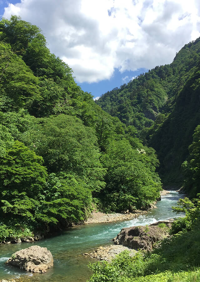 日本三大峡谷 清津峡<公式>|新...